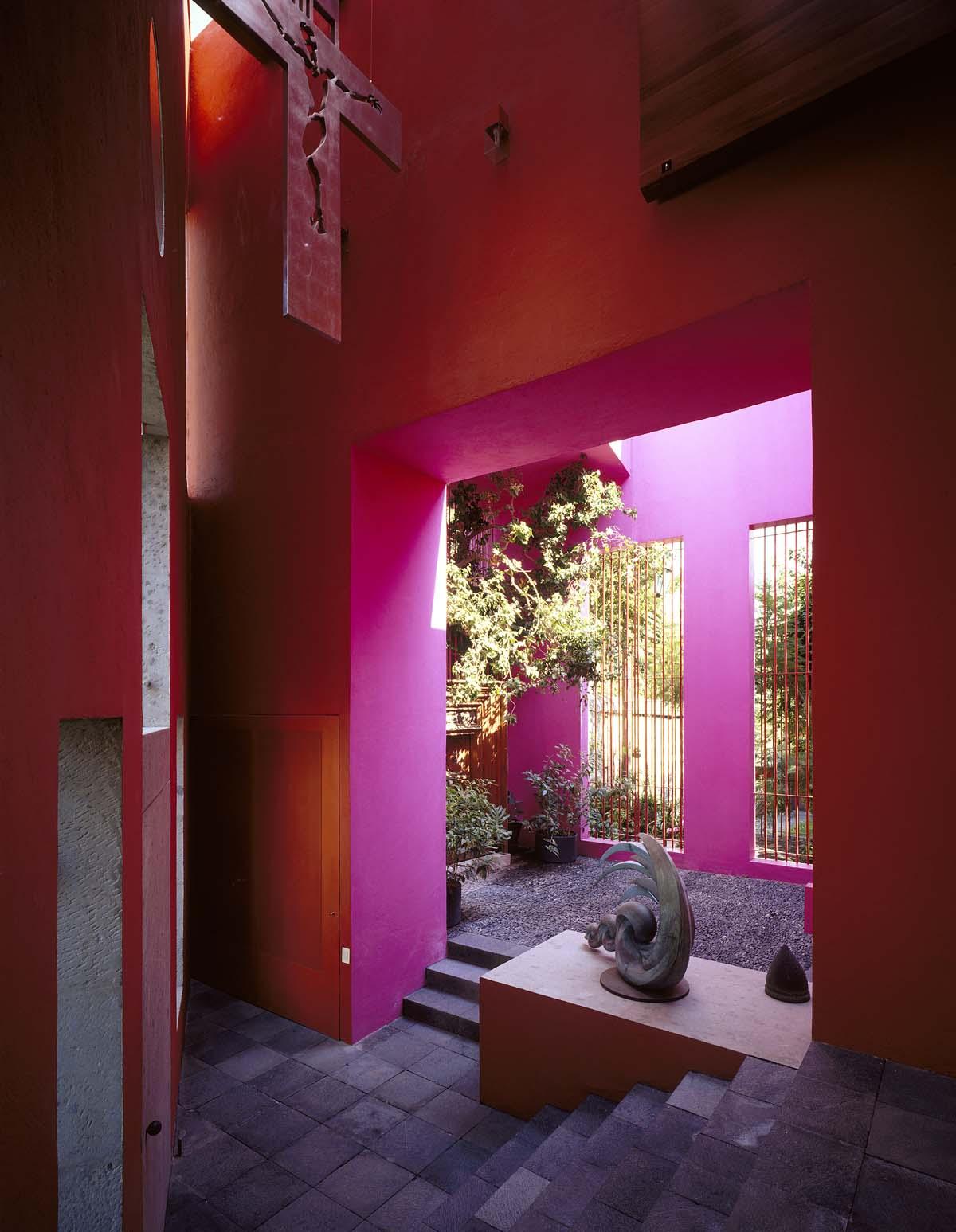 Residencia calle Diego Rivera