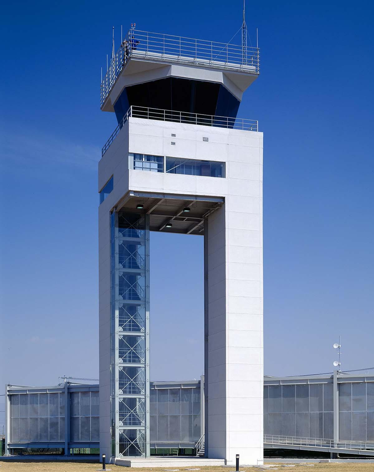Torre de control Aeropuerto de Toluca